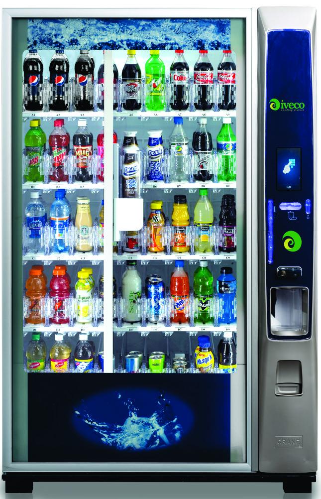 Bevmax diveco maquinas dispensadoras - Maquinas expendedoras de alimentos y bebidas ...