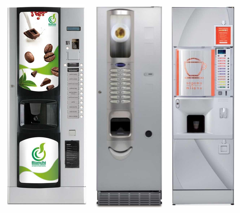 Maquinas Dispensadoras De Caf Y Bebidas Calientes